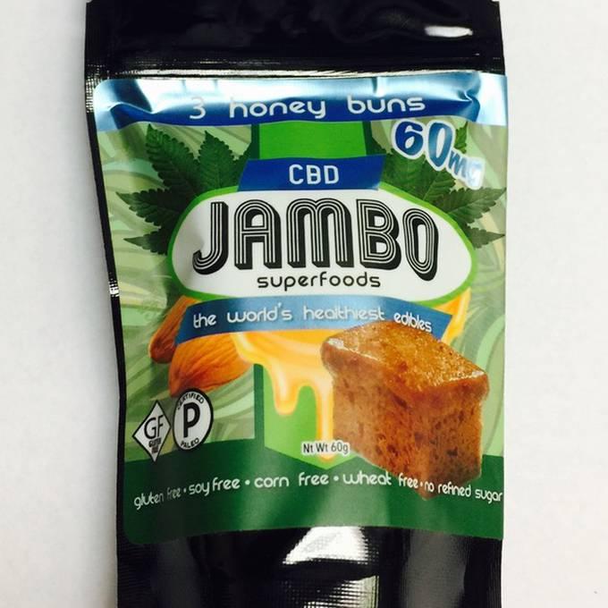 Jambo 60 MG CBD Truffle's