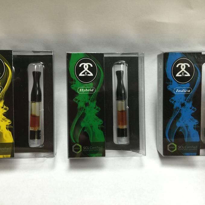 22K Twenty-Two-K Co2 Vape Cartridge