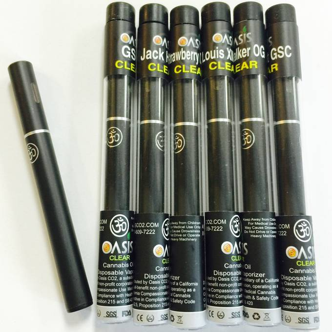 Oasis Disposable Vape 1/4g