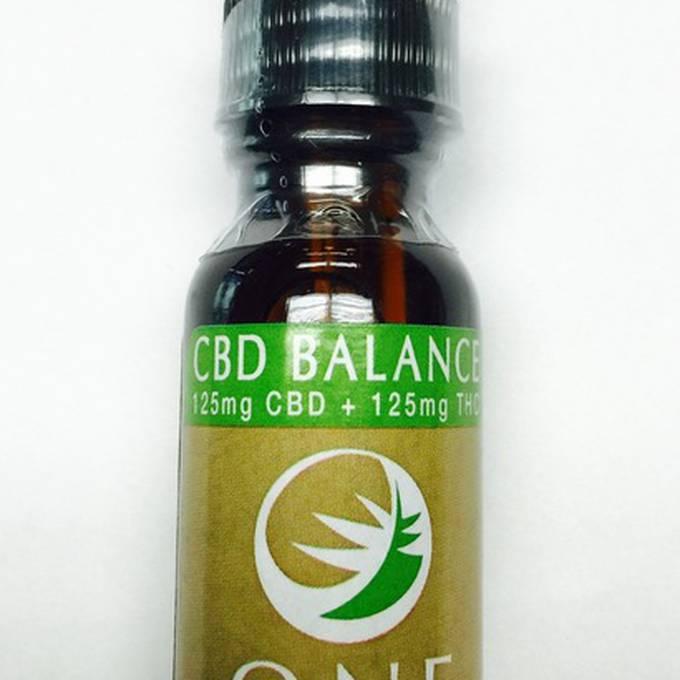 THC/CBD One Tincture.