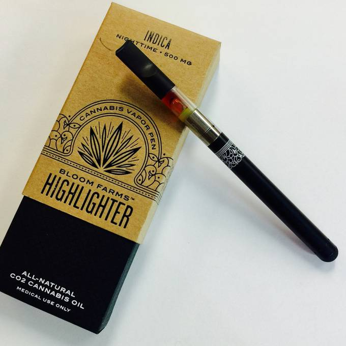 Bloom Farms Highlighter Vape Pen