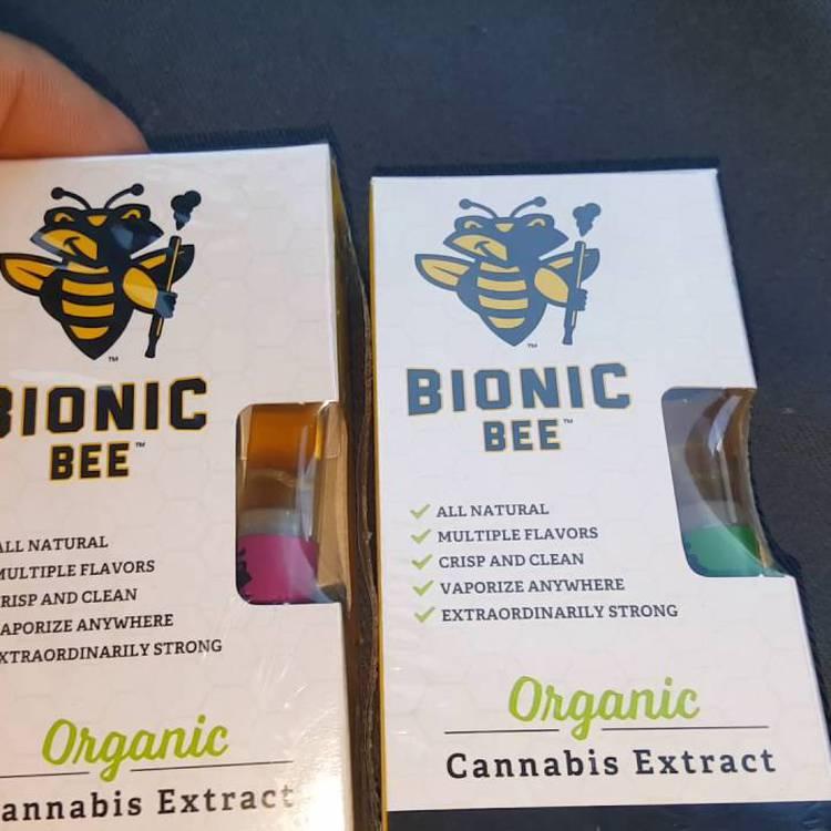 Bionic Bee organic