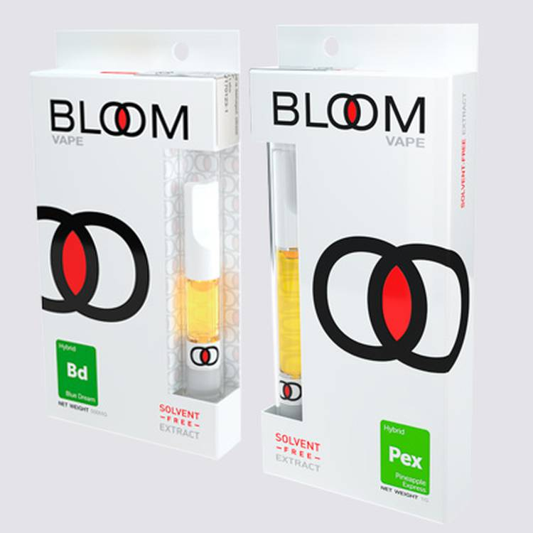 Bloom Vape Indica