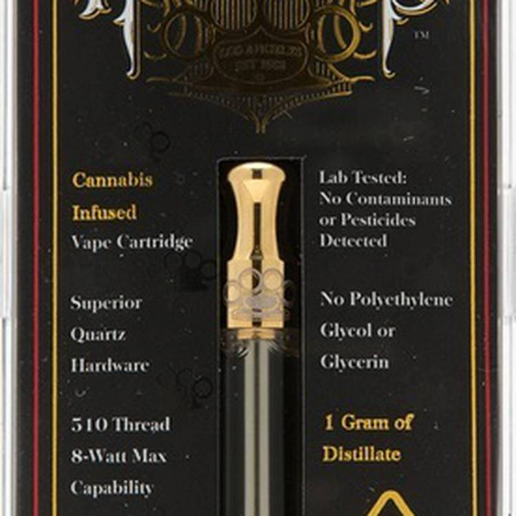 brass knuckles wax pen
