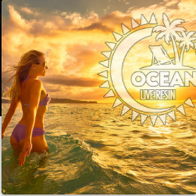 Ocean Live Resin