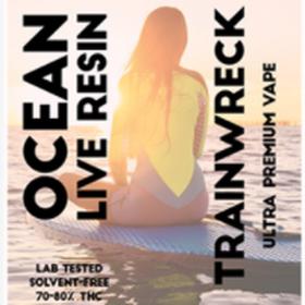 Trainwreck ocean live resin