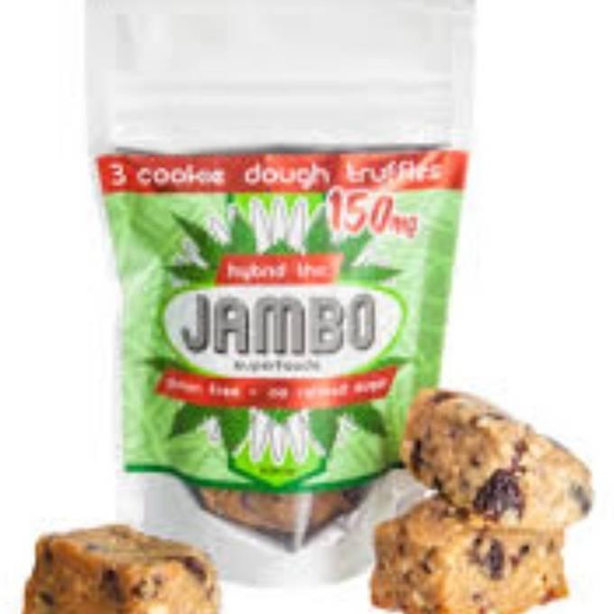 JAMBO THC Truffle 150mg
