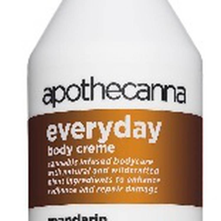 everyday body creme apothecanna