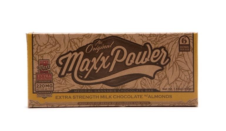 Super Maxx Chocolate Bars - The Duber