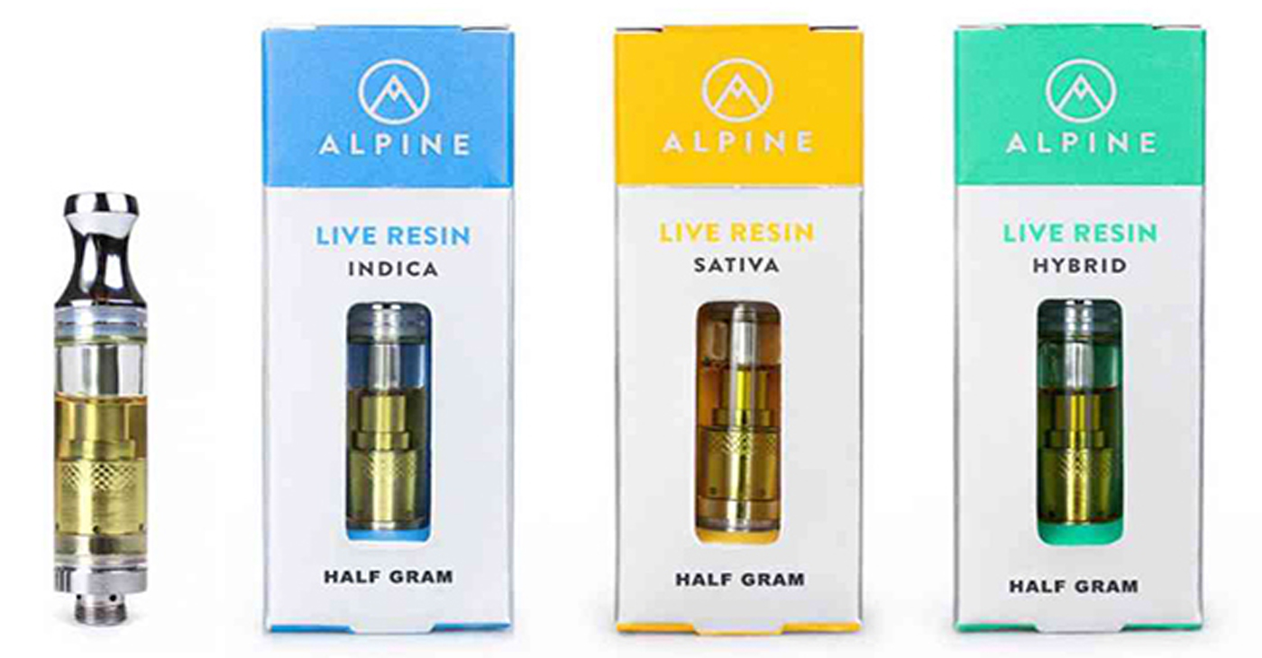 Alpine Live Resin Cartridge - The Duber